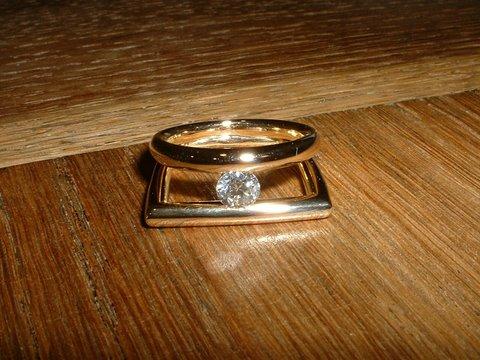 Solitaire Diamant